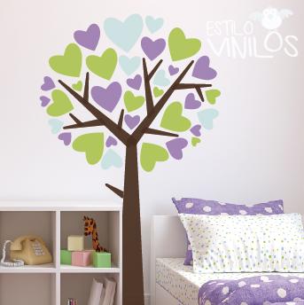 Vinilos decorativos rotulados calcomanias para el hogar for Vinilos para nenas